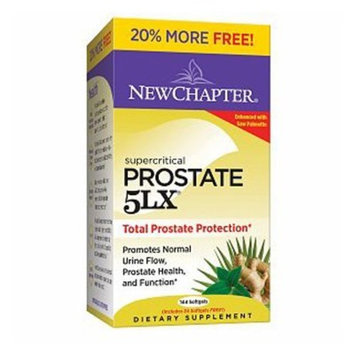 New Chapter Chapter Prostate 5Lx Value Pack, 144-Count
