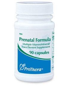 ProThera - Prenatal Formula - 90 Vegetarian Capsules