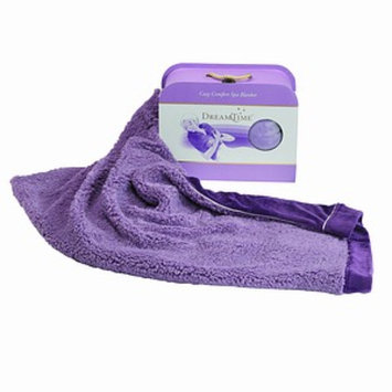 DreamTime Aromatherapeutic Peppermint and Lavender Herbal Spa Blanket, 1 ea