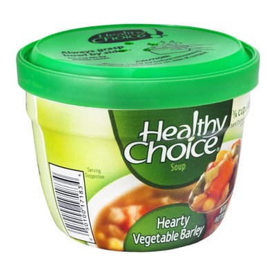Healthy Choice Soup Hearty Vegetable Barley