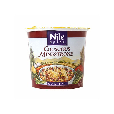 Nile Spice Minestrone Couscous Cup