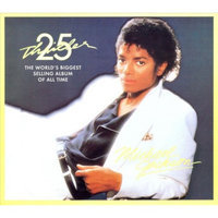 Michael Jackson ~ Thriller [25th Anniversary Edition] (new)