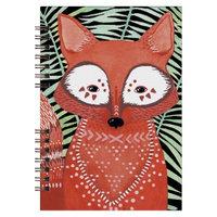 Orange Circle Studio 5x7 Spiral Notebook Assorted Designs