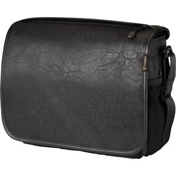 Tenba Switch 10 Camera Bag - BlackBlack Faux Leather