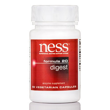 Ness Enzyme's Digest #20 90 caps by Ness Enzymes