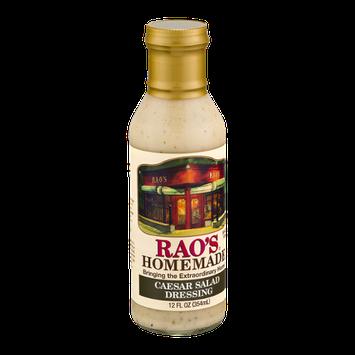 Rao's Homemade Caesar Salad Dressing