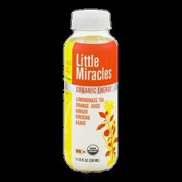 Little Miracles Organic Energy Lemongrass Tea