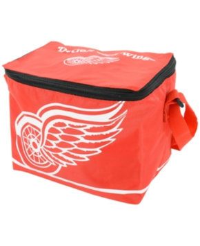 Forever Collectibles NHL Zipper Lunch Bag - Detroit Redwings