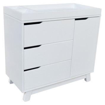 Babyletto Changer Dresser - White