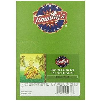 Timothy's World Coffee, Breakfast Blend, K-Cup Portion Pack for Keurig K-Cup Brewers 24-Count (Pack of 2)