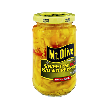 Mt. Olive Sweet 'N' Hot Salad Peppers