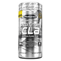 Muscletech Platinum Pure CLA, Softgels