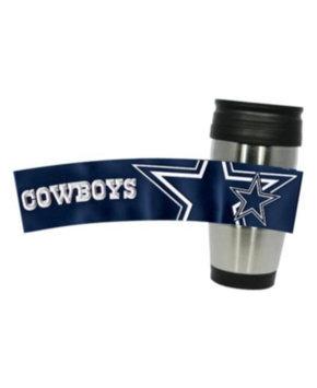 Hunter Dallas Cowboys Textured Travel Tumbler