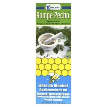 Rompe Pecho Cough Syrup - 6 oz
