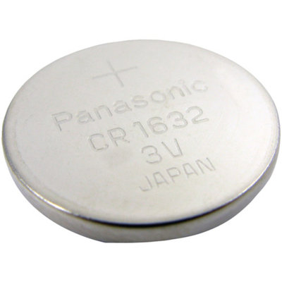 Lenmar WCCR1632 CR1632 Lithium Coin Battery