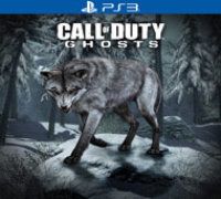 Activision Call of Duty: Ghosts Wolf Skin