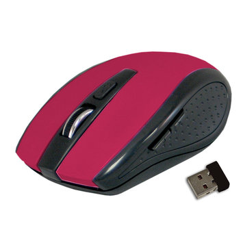 Pc Treasures PC Treasures ClickIt Classic Wireless Mouse - Magenta (7779)