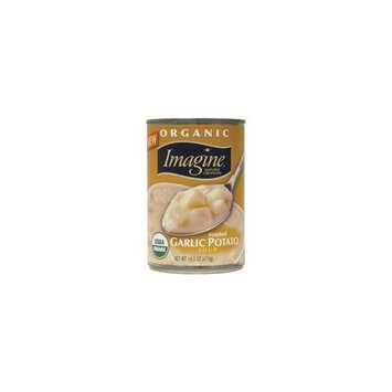 Imagine Foods Organic Soup Roasted Garlic Potato -- 14.5 fl oz