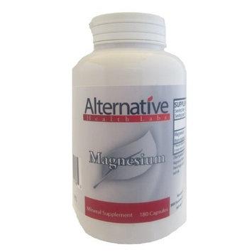 Valerie Saxion/ Alternative Health Labs Alternative Health Labs Magnesium