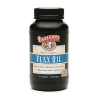 Barlean's Organic Oils Lignan Flax Oil Supplement