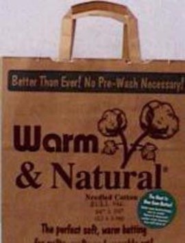 Warm Company Batting 45