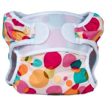 Bummis Swimmi Cloth Diapers, Bubbles, Small (9-15 lbs) (Discontinued by Manufacturer)