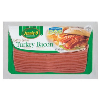 JENNIE-O Jennie-O Turkey Store Extra Lean Cured Turkey Bacon 12 oz