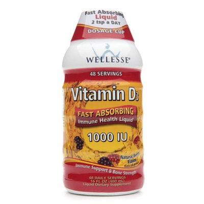 Wellesse Vitamin D3 1000 IU