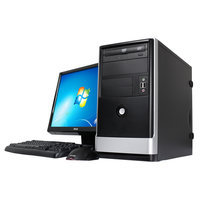 Mirus Mainstream Desktop: Intel Core i3-3240 3.40GHz, 4GB, 500GB, DVD+/-RW, Windows 7 Home Premium, w/Keyboard, Mouse, 19