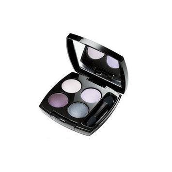 Avon TRUE COLOR Eyeshadow Quad Denim Blues Quad