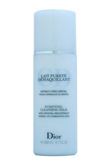 Christian Dior Dior Purifying 6.7-ounce Cleansing Milk for Normal/Combination Skin (Tester)