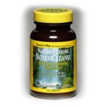 Nature's Plus - Nature Cleanse Botanicleanse Tablets 90