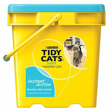 Purina Tidy Cats Instant Action Cat Litter - 35 lb.