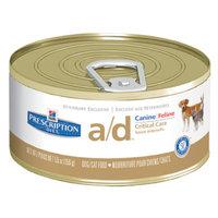 Hill's Prescription Diet Hill'sA Prescription DietA a/d Canine/Feline Critical Care Pet Food