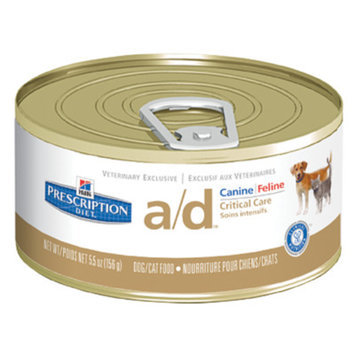 Hill's Prescription Diet Hill'sA Prescription DietA a/d Canine/Feline Critical Care Pet Food