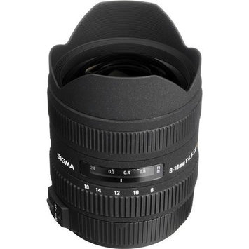 Sigma 8-16mm F4.5-5.6 DC HSM For Sigma Cameras