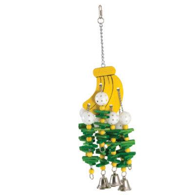 All Living ThingsA Large Banana Bird Toy