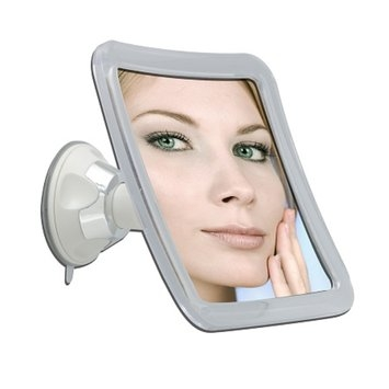 Zadro Z'Swivel Suction Cup Mirror
