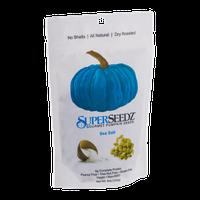 SuperSeedz Gourmet Pumpkin Seeds Sea Salt