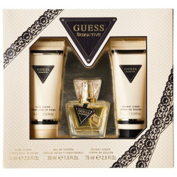 Women's Guess Seductive by Guess Gift Set - 3 pc