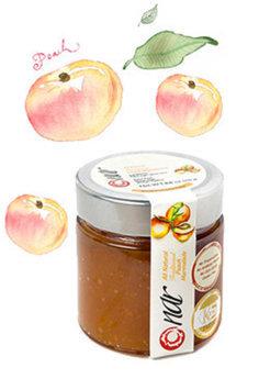 Nar Gourmet - Peach Marmalade 250G
