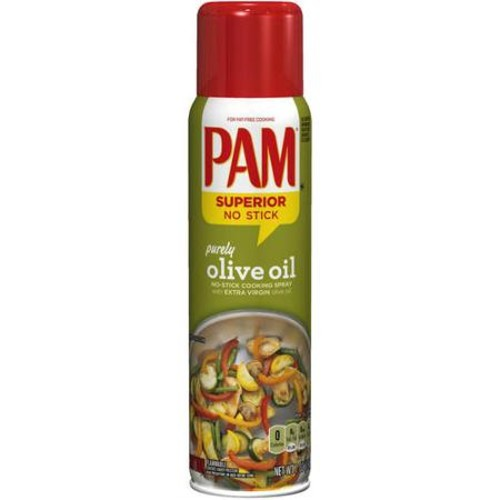 Pam Olive Oil Cooking Spray, 7oz