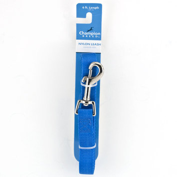 Champion Breed MEDIUM BLUE DOG LEASH - KMART CORPORATION