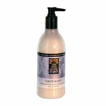 One With Nature Dead Sea Mineral Restorative Hand Wash Lavender 12 fl oz
