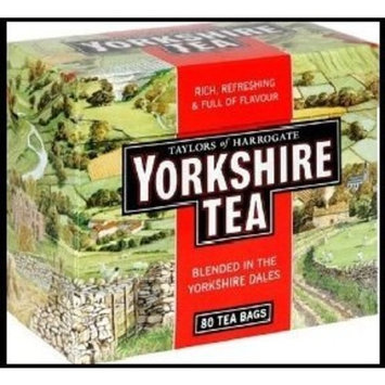 Yorkshire Tea Yorkshire Red Tea 80 Teabags