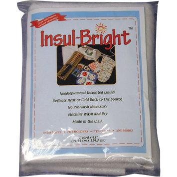 Warm Company Batting White -Insul-Bright 36X45