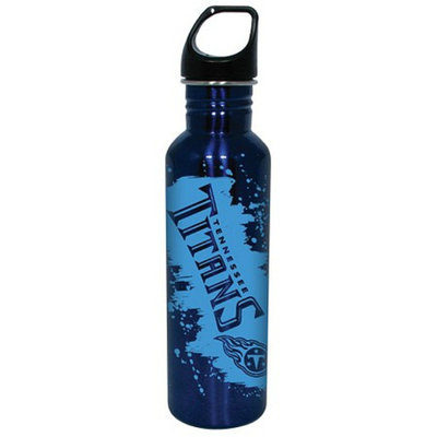 Hunter NFL Tennessee Titans Water Bottle