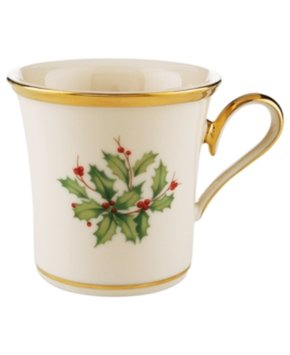 Lenox Dinnerware, Holiday Mug