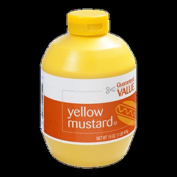 Guaranteed Value Mustard Yellow