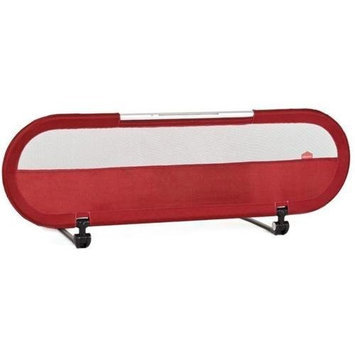 BabyHome Side Light Bed Rail - Maroon - 1 ct.